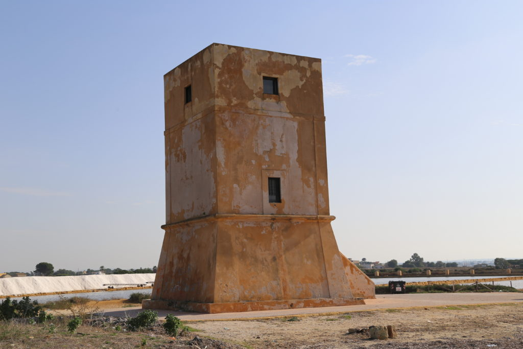 Nubia la torre saracena.