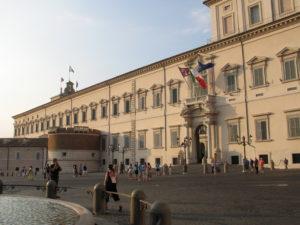 Palazzo del Quirinale