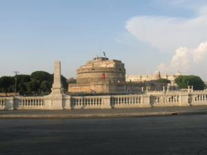 Castel Salt'Angelo.