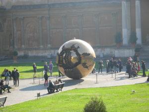 Musei Vaticani, Cortile della Pigna