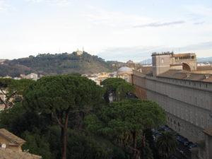 Basilica di San Pietro, vista dai tetti.
