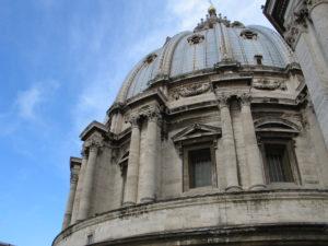 Basilica di San Pietro, il Cupolone.