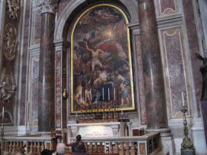 La Tomba di Papa Giovanni Paolo II (Come è)
