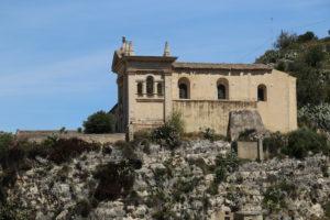 Chiesa e convento del Rosario.