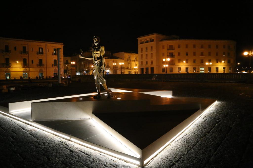 Monumento ad Archimede.