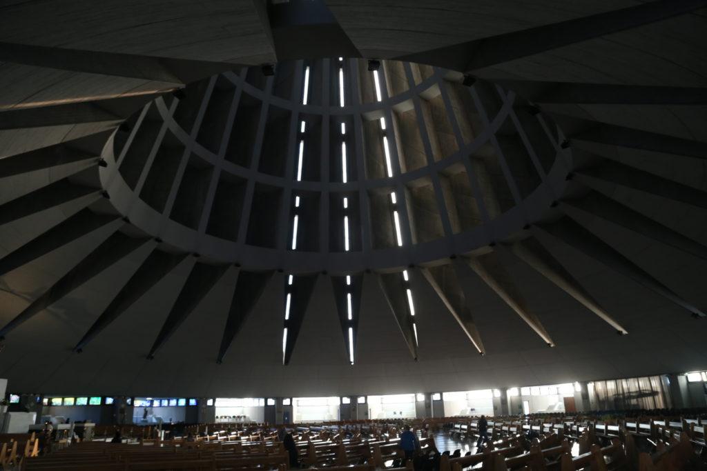 Santuario Madonna delle Lacrime.