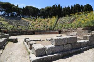 Il teatro antico.