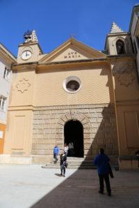 La Basilica interna.
