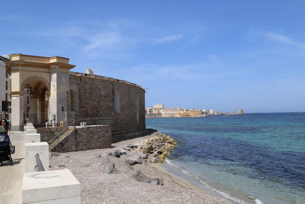 L'estrema punta occidentale della Sicilia.