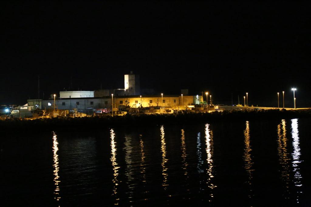 La Colombaia vista da Torre di Ligny