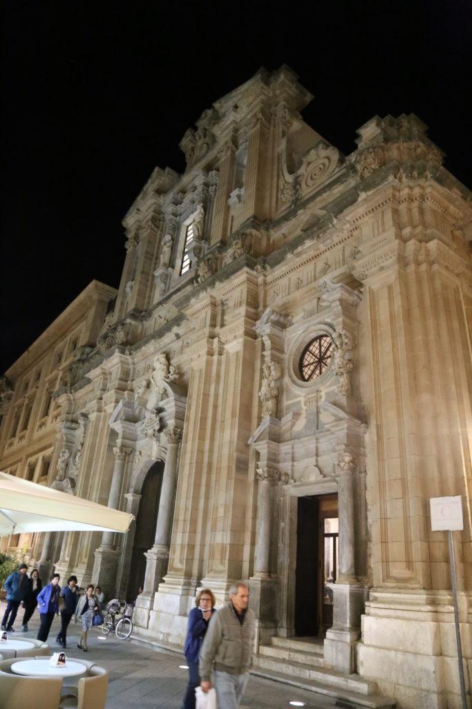 Chiesa del Collegio dei Gesuiti.