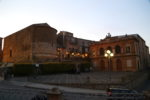 Commenda dei cavalieri di Malta e Teatro Garibaldi.