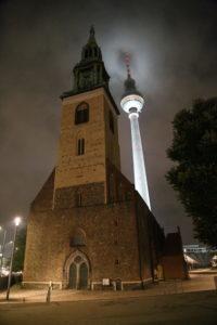 St. Marienkirche.