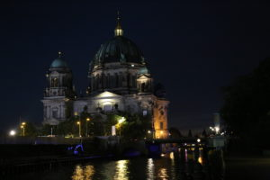 Il Berliner Dom.