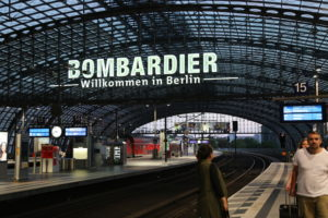 Stazione di Berlin Hauptbahnhof