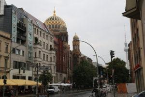 Sinagoga nuova di Berlino