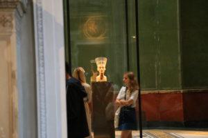 Neues Museum - Nefertiti, poterla ammirare da vicino vale molto di più di una visita a Berlino