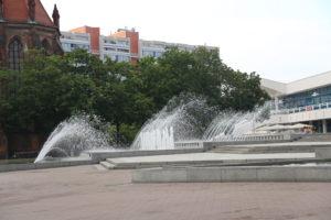 Alexanderplatz.