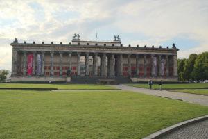 Lustgarten e Altes Museum