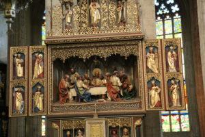 Cattedrale di Santa Barbara.