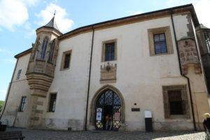 Museo degli argenti.