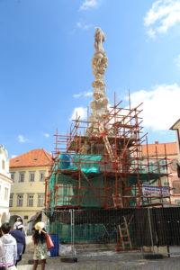 Monumento alla peste.