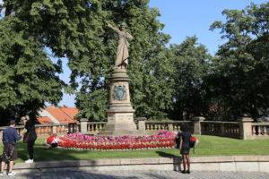 Monumento Karla Havlíčka Borovsky a Kutna Hora