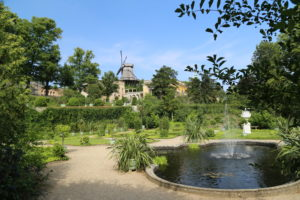 Parco di Sanssouci Sizilianischer Garten