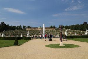 Parco di Sanssouci e Palazzo di Sanssouci