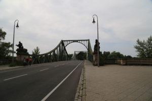 Glienicker Brücke, Il ponte dello scambio delle spie.