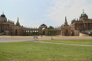Parco di Sanssouci - Nil StudentInnenkeller.