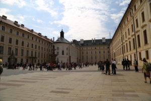 Il Castello, la Corte.