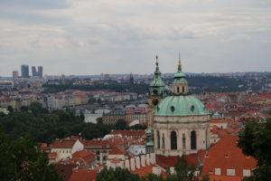 Panorama dal Castello.