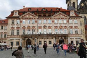 Piazza della Città Vecchia.