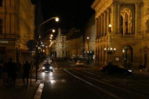 In giro per Praga