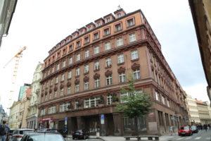 Il Palazzo della famigerata polizia segreta.