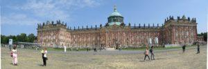 Parco di Sanssouci - Neues Palais.
