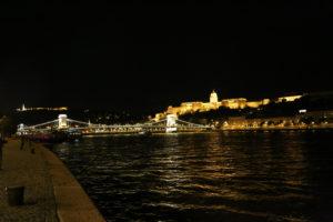 Ponte delle Catene e Castello di Buda.