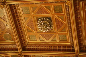 Il Parlamento, interno.