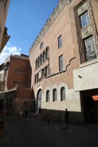 La Sinagoga Ortodossa.