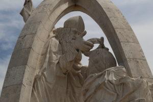 Esztergom, incoronazione di Santo Stefano.