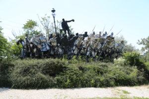 Memento Park.