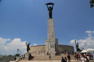 La Citadella - Statua della Libertà.