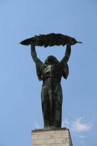 Citadella, Statua della Libertà.