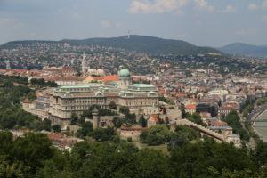 Vista dalla Citadella.