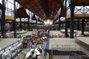 Mercato Centrale, interno.
