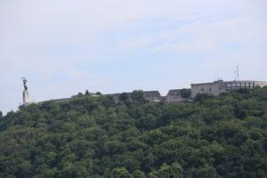 La Citadella vista dal Castello.