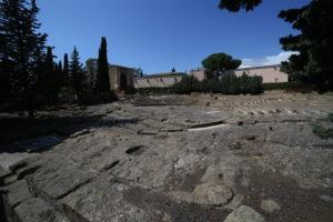 Agrigento, Oratorio di Falaride - Valle dei Templi.