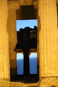 Agrigento, Valle dei Templi, Tempio della Concordia.