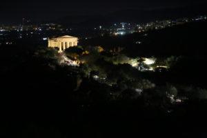 Agrigento, Valle dei Templi,.